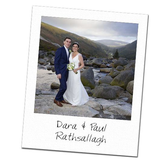 Rathsallagh and Wicklow Mountains Wedding Photos