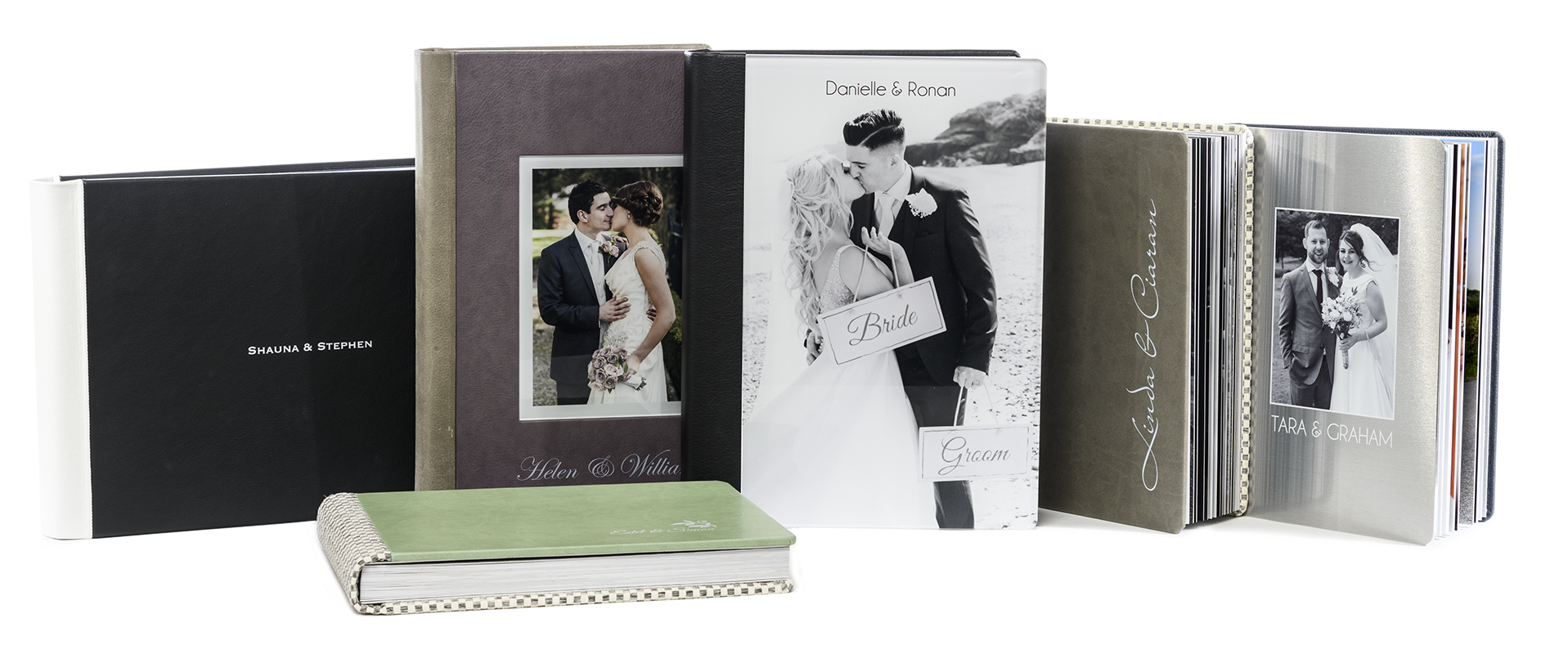 Wedding Storybook Album Wicklow